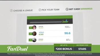 FanDuel One-Week Fantasy Football Leagues TV Spot, 'Like Christmas' - Thumbnail 3