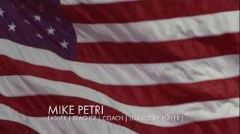 American International Group TV Spot, 'USA Rugby Player, Mike Petri' - Thumbnail 1
