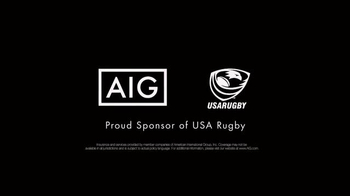American International Group TV Spot, 'USA Rugby Player, Mike Petri' - Thumbnail 8