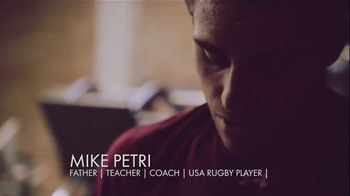 American International Group TV Spot, 'USA Rugby Player, Mike Petri'