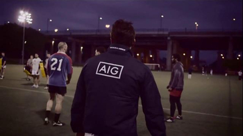 American International Group TV Spot, 'USA Rugby Player, Mike Petri' - Thumbnail 4