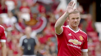 Chevrolet FC TV Spot, 'Man United Supporters, Stand Up!' Feat. Wayne Rooney - Thumbnail 3