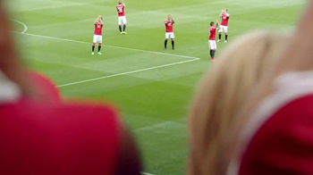 Chevrolet FC TV Spot, 'Man United Supporters, Stand Up!' Feat. Wayne Rooney - Thumbnail 8