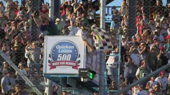 Phoenix International Raceway TV Spot, 'Quicken Loans Race for Heroes 500' - Thumbnail 5