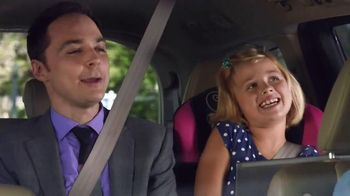 Intel TV Spot, 'The Jim Parsons Family Sing Along'