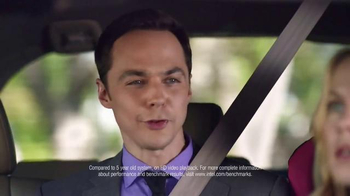 Intel TV Spot, 'The Jim Parsons Family Sing Along' - Thumbnail 4