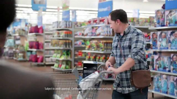 Walmart Credit Card TV Spot, 'Satchel' Featuring Craig Robinson - Thumbnail 8