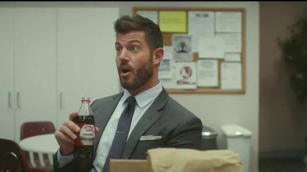 Dr Pepper TV Commercial, 'College Football: New Year's Eve' Feat. Jesse Palmer