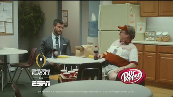 Dr Pepper TV Spot, 'College Football: New Year's Eve' Feat. Jesse Palmer - Thumbnail 8