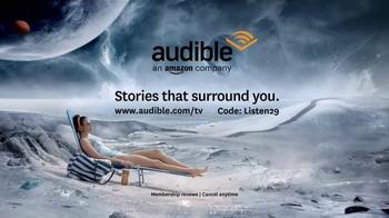 Audible.com TV Spot, 'Stories That Surround You: Sci-Fi' - Thumbnail 5