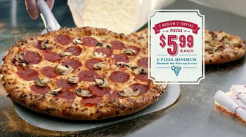 Domino's Piece of the Pie Rewards TV Spot, 'A Little of This' - Thumbnail 7