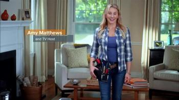 HomeAdvisor TV Spot, 'HomeAdvisor Testimonials' Featuring Amy Matthews - Thumbnail 1