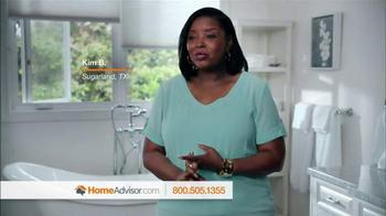 HomeAdvisor TV Spot, 'HomeAdvisor Testimonials' Featuring Amy Matthews - Thumbnail 2