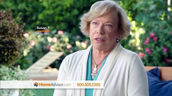 HomeAdvisor TV Spot, 'HomeAdvisor Testimonials' Featuring Amy Matthews - Thumbnail 5