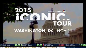 CNBC TV Spot, '2015 Iconic Conference: Washington D.C.' - Thumbnail 2