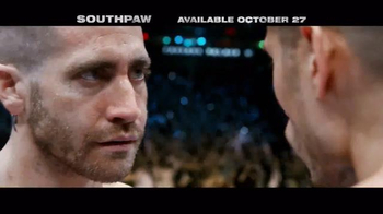 Southpaw Blu-ray and Digital HD TV Spot