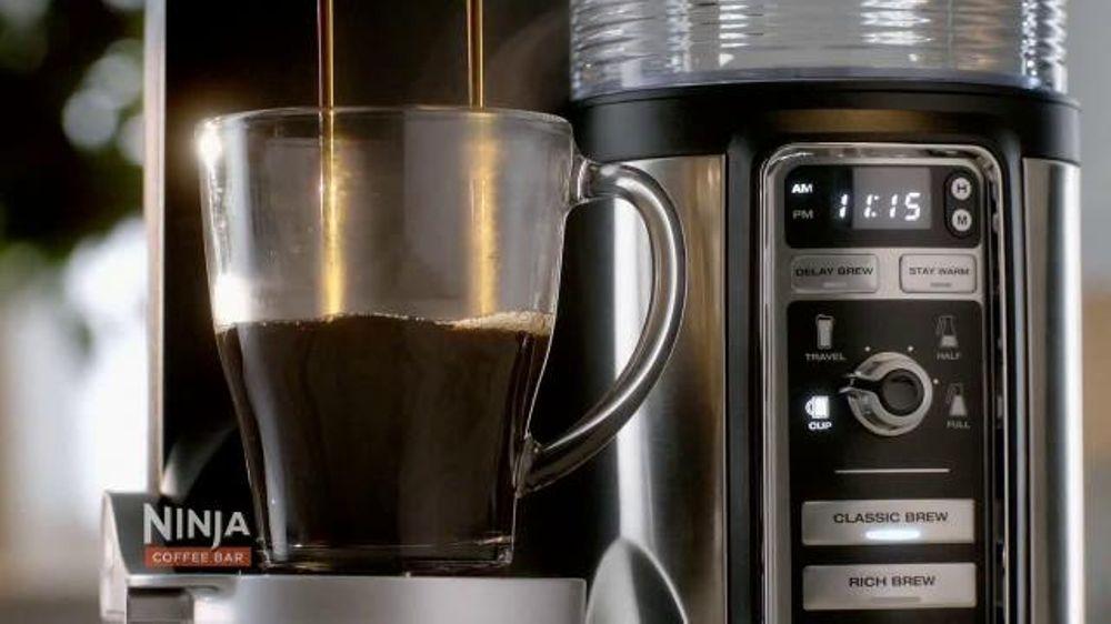 Ninja Coffee Bar TV Commercial, 'Sofia Says Bye Bye