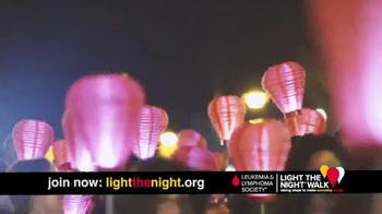 The Leukemia & Lymphoma Society Light the Night Walk TV Spot, 'Lanterns' - Thumbnail 4