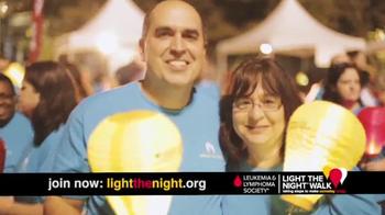 The Leukemia & Lymphoma Society Light the Night Walk TV Spot, 'Lanterns' - Thumbnail 5