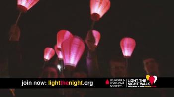 The Leukemia & Lymphoma Society Light the Night Walk TV Spot, 'Lanterns' - Thumbnail 7