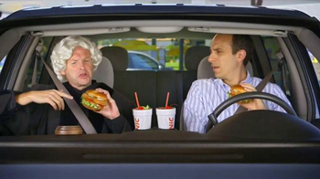 Sonic Drive-In Ultimate Chicken Sandwich TV Spot, 'Chicken Judge' - Thumbnail 3