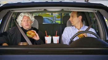 Sonic Drive-In Ultimate Chicken Sandwich TV Spot, 'Chicken Judge' - Thumbnail 4