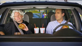 Sonic Drive-In Ultimate Chicken Sandwich TV Spot, 'Chicken Judge' - Thumbnail 5