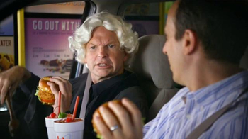 Sonic Drive-In Ultimate Chicken Sandwich TV Spot, 'Chicken Judge' - Thumbnail 6