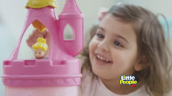 Little People Disney Princess Musical Dancing Palace TV Spot, 'Royal Ball' - Thumbnail 1