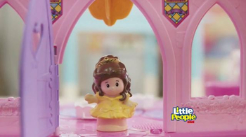 Little People Disney Princess Musical Dancing Palace TV Spot, 'Royal Ball' - Thumbnail 3