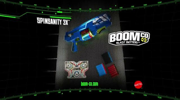 Spinsanity 3X Blaster TV Spot, 'Motorized Rapid Fire' - Thumbnail 6