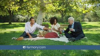 eHarmony TV Spot, \'Tagging Along\'