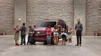 2016 Chevrolet Traverse TV Spot, 'Seven Kids' - Thumbnail 10