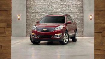 2016 Chevrolet Traverse TV Spot, 'Seven Kids' - Thumbnail 7