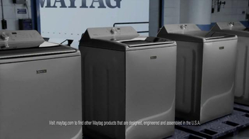 Maytag TV Spot, 'Built for Dependability' Featuring Colin Ferguson - Thumbnail 10