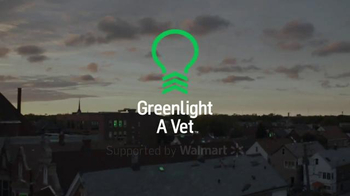 Walmart Greenlight A Vet TV Spot, 'Support Our Veterans' - Thumbnail 7