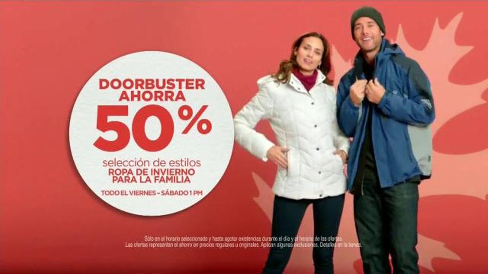 dd05a665f JCPenney Venta del Súper Sábado TV Commercial