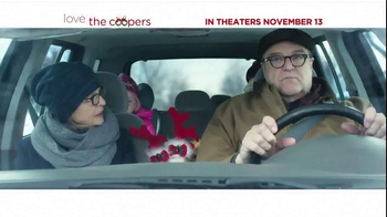Love the Coopers - 2592 commercial airings