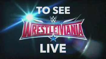 Ticketmaster TV Spot, 'Wrestlemania: Dallas' - Thumbnail 1