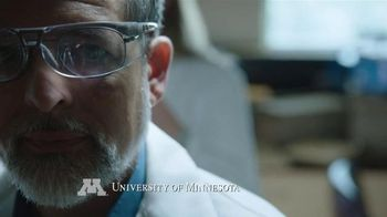 University of Minnesota TV Spot, 'What Drives David Mulla?'