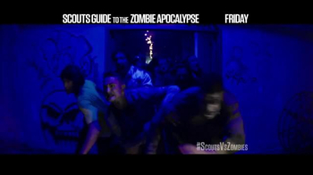 Scouts Guide to the Zombie Apocalypse - Alternate Trailer 13