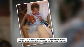 Shriners Hospitals for Children TV Spot, 'Karsen' - Thumbnail 2