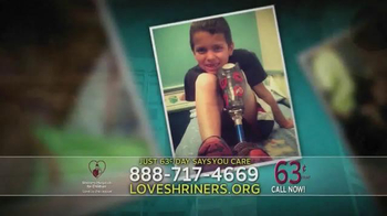 Shriners Hospitals for Children TV Spot, 'Karsen' - Thumbnail 3