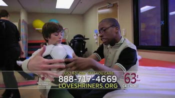 Shriners Hospitals for Children TV Spot, 'Karsen' - Thumbnail 4