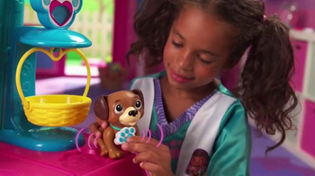 Doc McStuffins Pet Vet Checkup Center TV Spot, 'Get Your Pet to the Vet'
