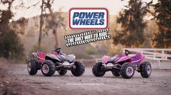 Power Wheels Dune Racer TV Spot, 'Take Charge' - 167 commercial airings