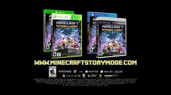 Minecraft: Story Mode TV Spot, 'Make Choices' - Thumbnail 10