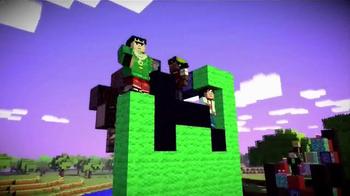 Minecraft: Story Mode TV Spot, 'Make Choices' - Thumbnail 2