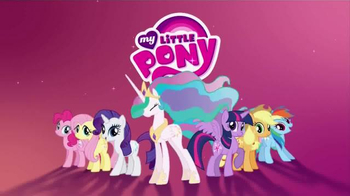 My Little Pony Canterlot Castle TV Spot, 'Friendship Celebration' - Thumbnail 1