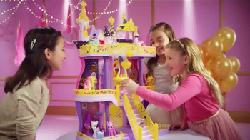 My Little Pony Canterlot Castle TV Spot, 'Friendship Celebration'